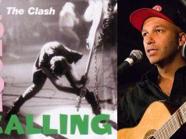 The Clash London Calling Tom Morello