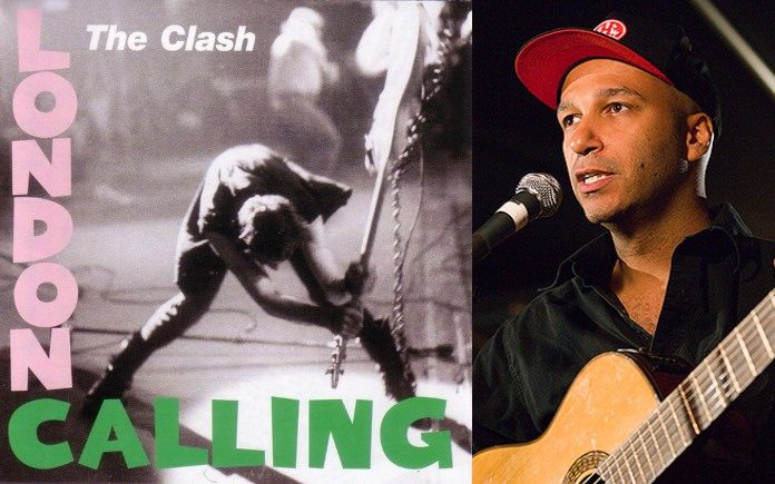 The Clash London Calling Tom Morello