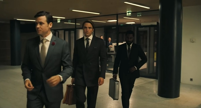 Trailer Tenet Nolan Robert Pattinson