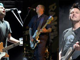 Fat Mike, Matt Freeman e Mark Hoppus