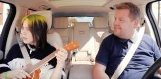 Billie Eilish no Carpool Karaoke