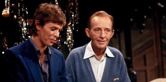 David Bowie e Bing Crosby