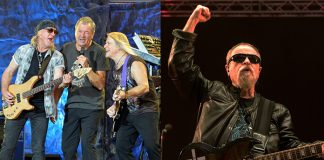Deep Purple e Blue Öyster Cult