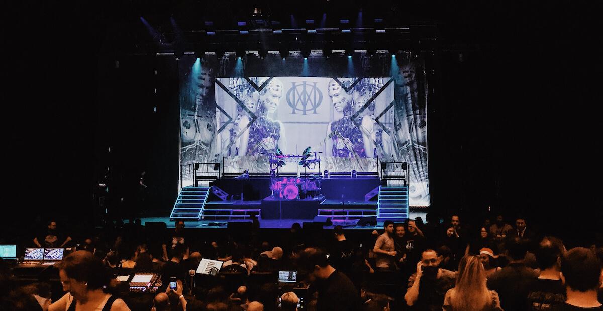 Dream Theater em Brasília