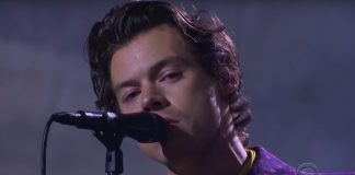 "Harry Styles - ""Adore You"" (James Corden)"