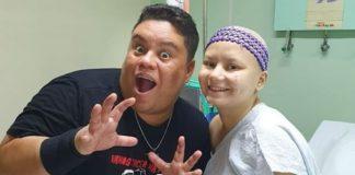 Júnior Groovador em Hospital Infantil