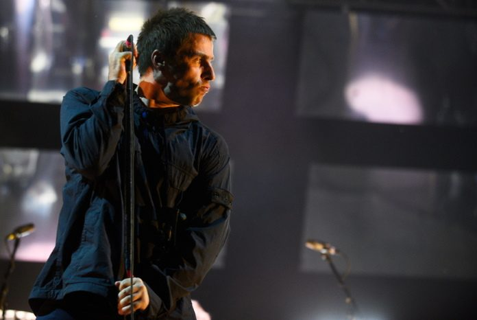 Liam Gallagher, do Oasis