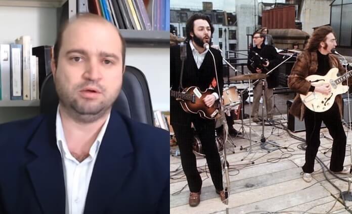 Dante Mantovani e Beatles