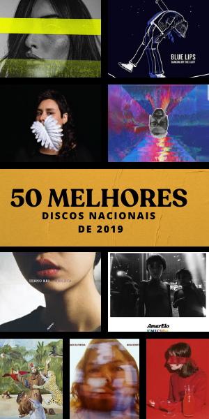Os 50 Melhores Discos Nacionais de 2019