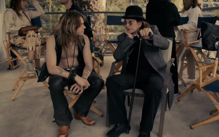 Resultado de imagem para Confira o making of do novo clipe de Ozzy Osbourne
