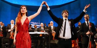 Pitty com a Orquestra Petrobras