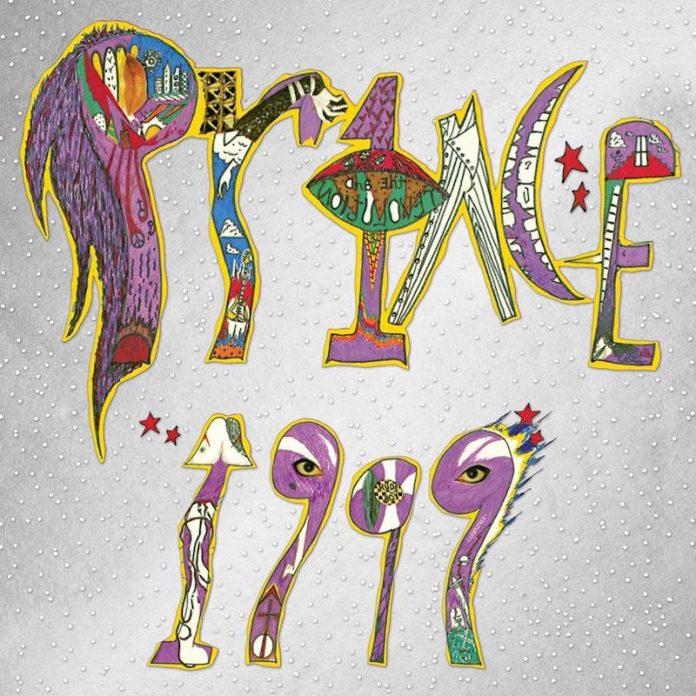 """Prince - """"1999"""" (edição super deluxe)"""
