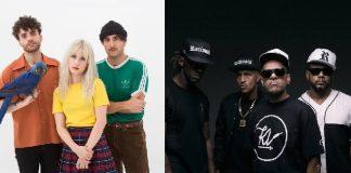Paramore e Racionais MC's
