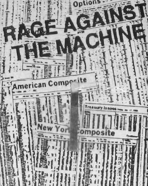 Fita Demo do Rage Against The Machine