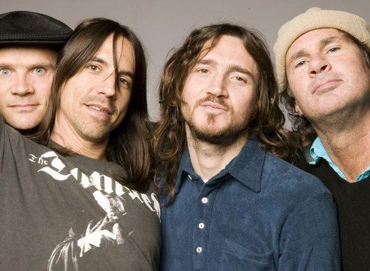 Red Hot Chili Peppers com John Frusciante