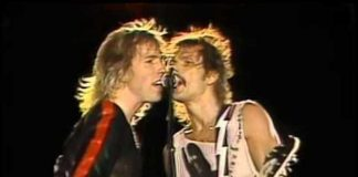 Scorpions em 1985