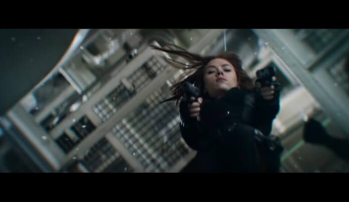 Trailer de Viúva Negra