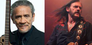Zé Ramalho e Lemmy Kilmister