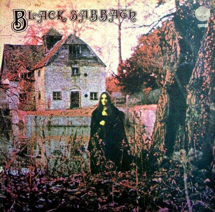 Black Sabbath - Black Sabbath 1970