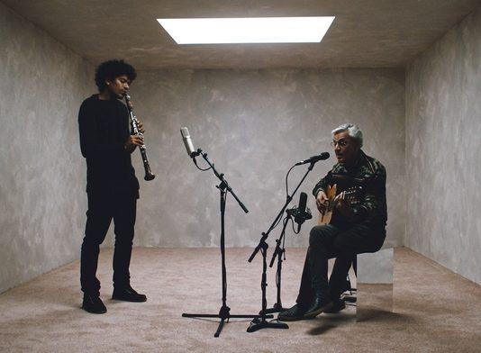 Caetano Veloso & Ivan Sacerdote
