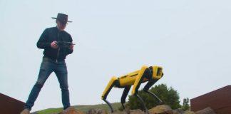 Ex-Mythbusters testa habilidades de robô e o resultado é assustador