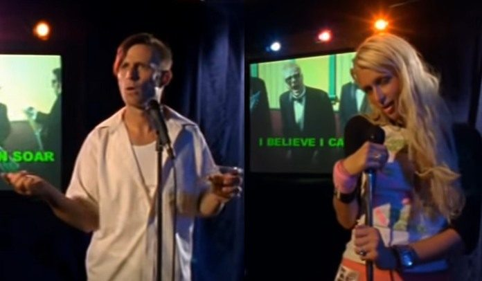 I Believe I can Fly Me First and the Gimme Gimmes