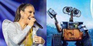 Ivete Sangalo (Banda Eva) e Wall-e