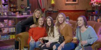 Jennifer Aniston Friends Ellen