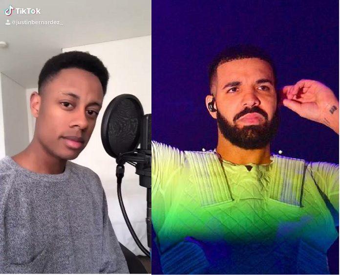 Justin Bernardez e Drake