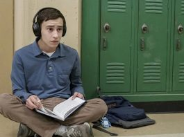 Keir Gilchrist Atypical