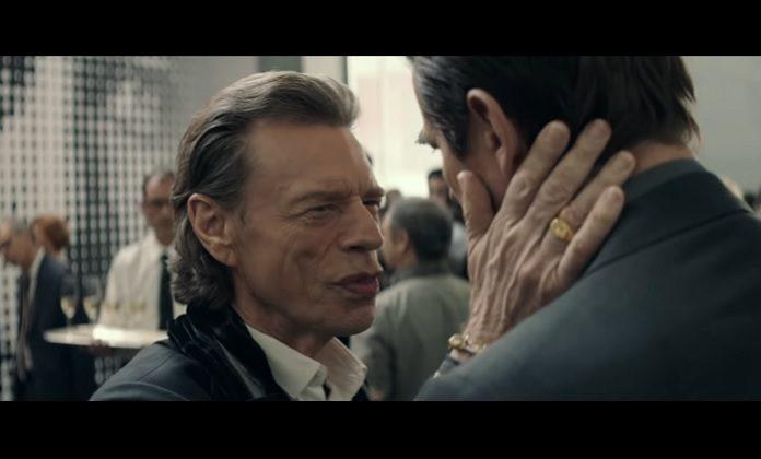 Mick Jagger The Burnt Orange Heresy