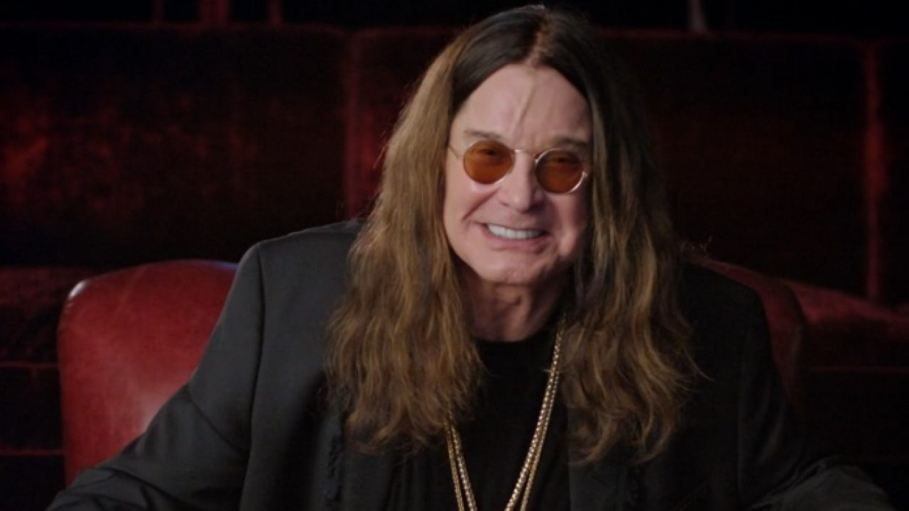 Ozzy Osbourne credita louvor ao demônio por proteção da Covid-19