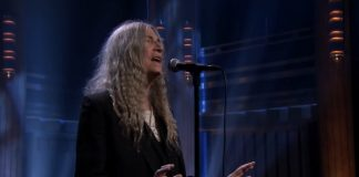 Patti Smith Jimmy Fallon