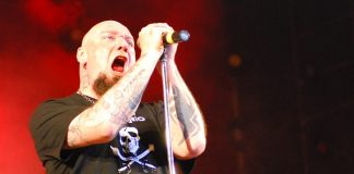 Paul Di'Anno Iron Maiden
