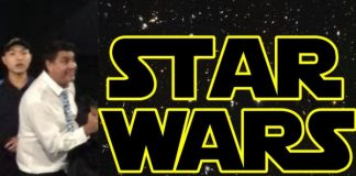Star Wars surto celular
