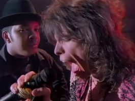 Aerosmith e Run DMC
