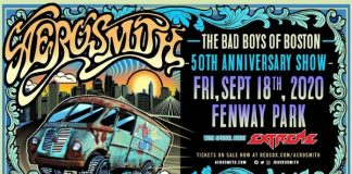 Show do Aerosmith em Boston