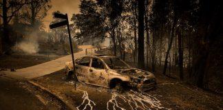 Incêndios na Austrália/Black Metal