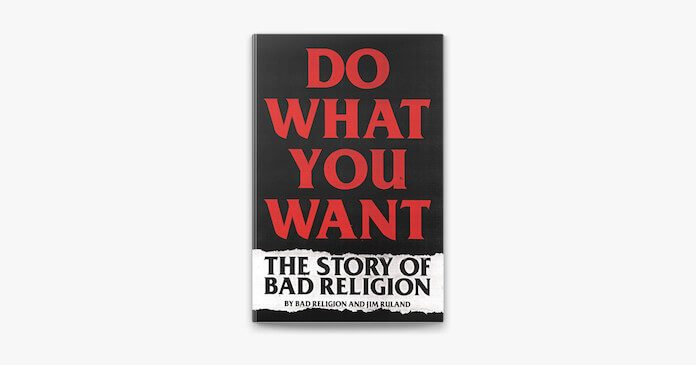 Autobiografia do Bad Religion