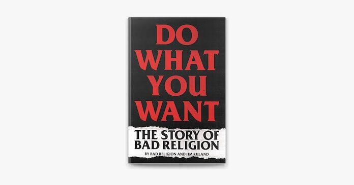 Autobiografia do Bad Religion