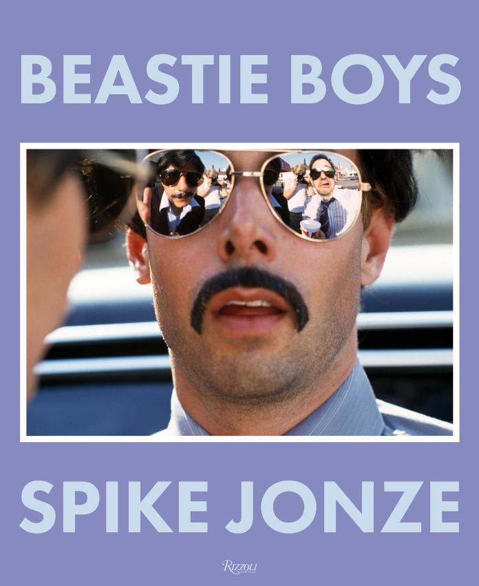 Livro de fotos do Spike Jonze com o Beastie Boys