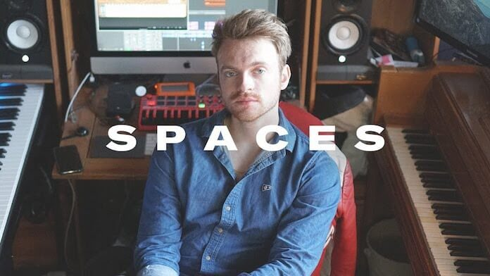 FINNEAS na série Spaces