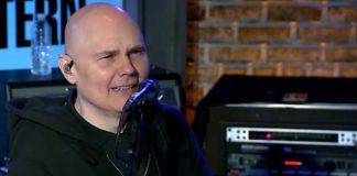 Billy Corgan (Smashing Pumpkins) no Howard Stern