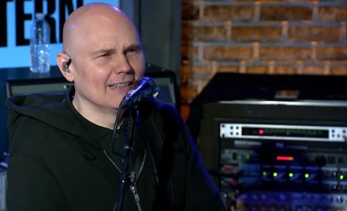 Billy Corgan (Smashing Pumpkins) no Howard Stern