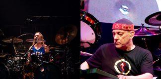 Danny Carey e Neil Peart