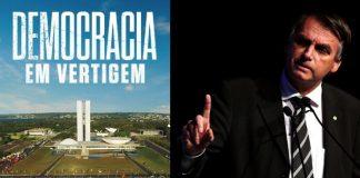 Jair Bolsonaro critica Democracia em Vertigem