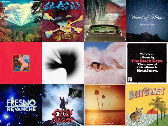 Discos que completam 10 anos de lançamento em 2010