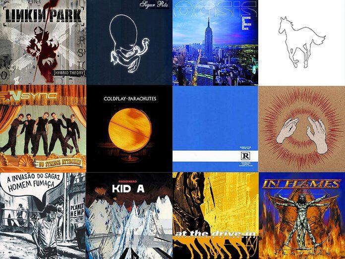 50 grandes discos lançados em 2000