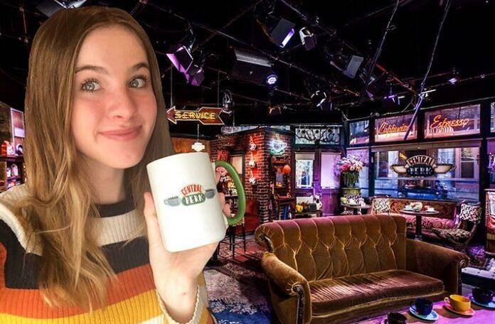 Atriz de Emma, de Friends, em 2020