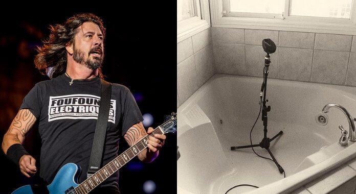 Foo Fighters e gravações de novas músicas